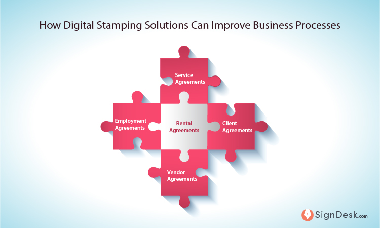 4 Industries that can use SignDesk Digital Stamps