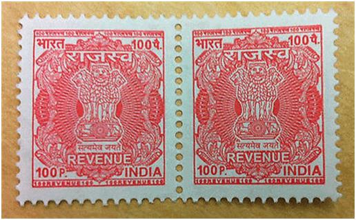 Revenue-Stamps