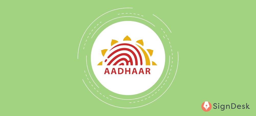Aadhaar and its features